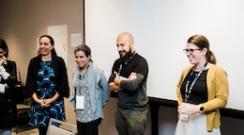Hackathon members