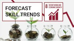 Forecast Skill Trends: SDG 8